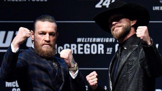 Конор Макгрегор vsДональд Серроне, UFC 246, где смотреть бой, восколько начало, разбор поединка