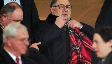 Усманов заплатит 30 миллионов фунтов заназвание стадиона «Эвертона». АПЛ изучит условия сделки