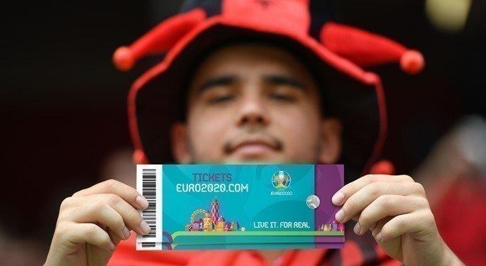 Как спекулянты ихакеры забрали уфанатов билеты наЕвро-2020. Фото UEFA
