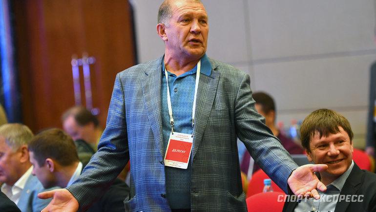 "Григорий Иванов. Фото Александр Федоров, ""СЭ"""
