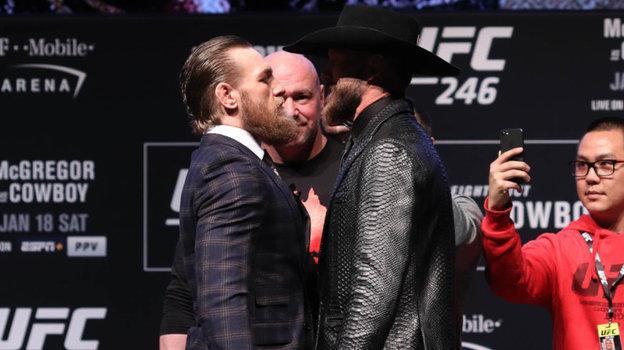 Конор Макгрегор— Дональд Серроне, UFC 246, анонс боя, прогноз, кто победит