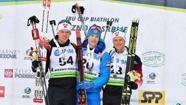 Сучилов выиграл спринт наэтапе Кубка IBU вПольше