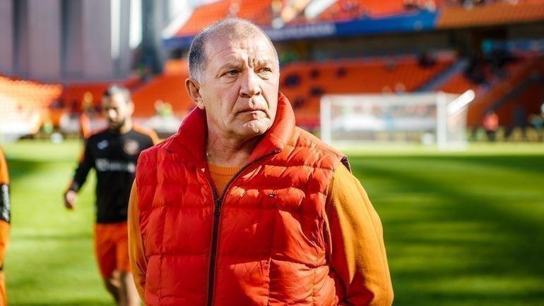 Григорий Иванов. Фото ФК «Урал»