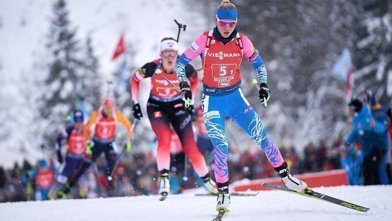 Кристина Резцова. Фото AFP