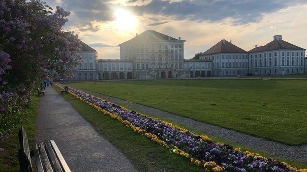 "Замок Нимфенбург. Фото Анастасия Рацкевич, ""СЭ"""