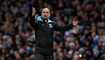 «Манчестер Сити» упустил победу вматче против «Кристал Пэлас». Фернандинью забил всвои ворота вдобавленное время