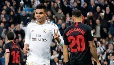 Матч «Реал»— «Севилья» закончился судейским скандалом
