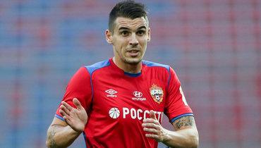 ЦСКА отказался отШарлии, Соболев вернулся в «Крылья»