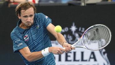 Australian Open: час икс для Медведева