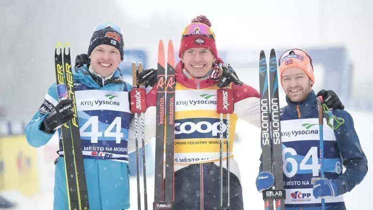 4 медали завоевали лыжники Архангельской области наэтапе Кубка мира вЧехии