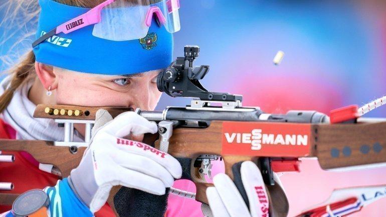 Светлана Миронова. Фото AFP