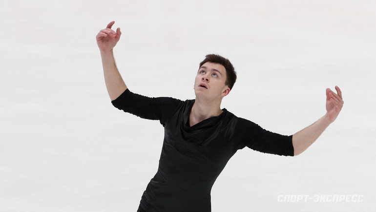 Дмитрий Алиев. Фото Дарья Исаева, «СЭ» / Canon EOS-1D X Mark II