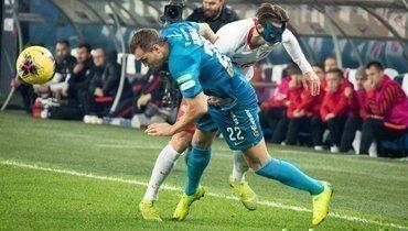 Только два клуба— «Зенит» и «Спартак»— проголосовали против расширения РПЛ до18 команд.