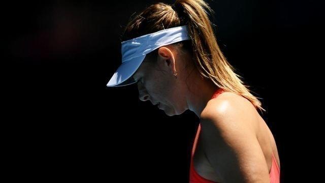 Мария Шарапова. Фото Yahoo SportUK