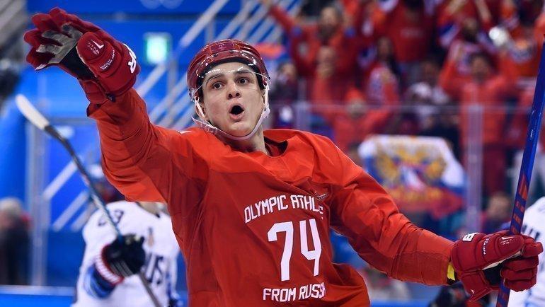 Николай Прохоркин. Фото AFP