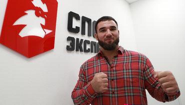 Мухумат Вахаев.