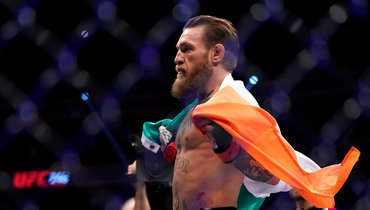 Макгрегор поднялся надве позиции врейтинге UFC вне зависимости отвесовой категории