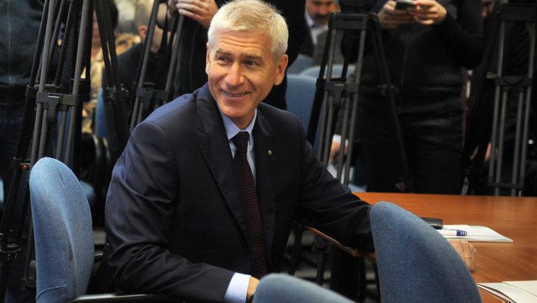 Олег Матыцин. Фото Никита Успенский