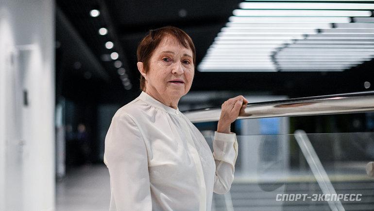 Тамара Москвина. Фото Дарья Исаева, «СЭ»