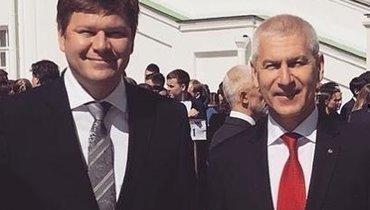 Губерниев прокомментировал назначение министра спорта