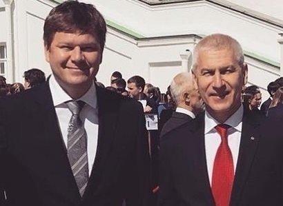 Губерниев иМатыцин. Фото Instagram