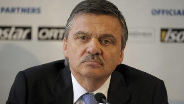 «Я— новый президент КХЛ? Пока немогу дать точный ответ». Интервью Рене Фазеля