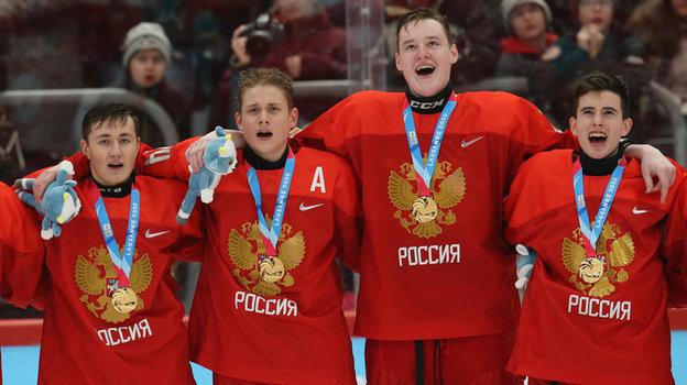 Почему сборная России выиграла юношескую Олимпиаду похоккею обыграв вфинале США, причины успеха