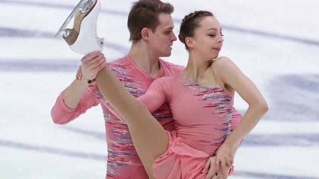 Александра Бойкова (справа) иДмитрий Козловский. Фото Дарья Исаева, «СЭ» / Canon EOS-1D X Mark II