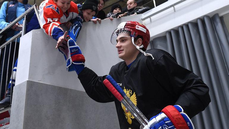 Николай Прохоркин. Фото photo.khl.ru