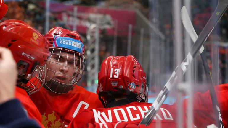 Иван Мирошниченко. Фото ФХР, fhr.ru