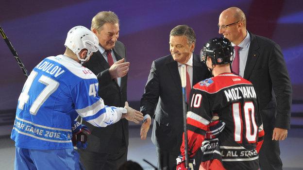 Кто станет новым президентом КХЛ вместо Дмитрия Чернышенко, Рене Фазель— главный кандидат напост президента КХЛ