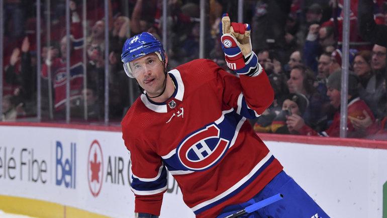 Илья Ковальчук. Фото twitter.com/CanadiensMTL