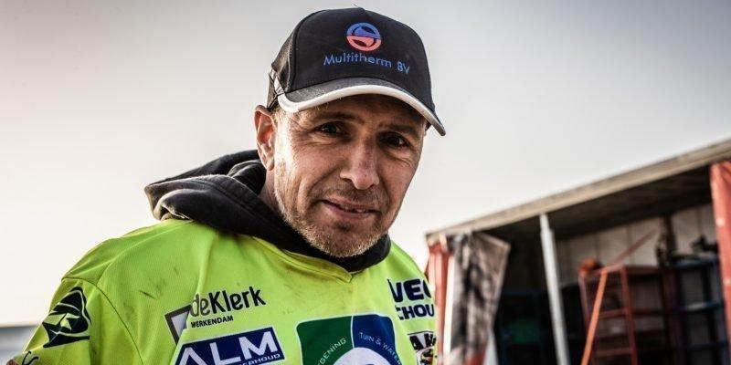 Эдвин Стравер. Фото Фото Rallymaniacs