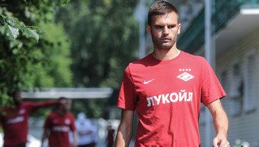 Бывший защитник «Спартака» Петкович стал игроком «Тонделы»