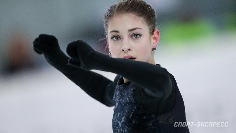 Алена Косторная. Фото Дарья Исаева, «СЭ» / Canon EOS-1D X Mark II