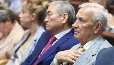 Вячеслав Колосков: «РФС прав. Почему Прядкина избрали досрочно, безальтернативно, секретно? Кчему была такая спешка?»
