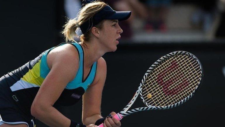 Australian Open. Анастасия Павлюченкова. Фото j48tennis.net
