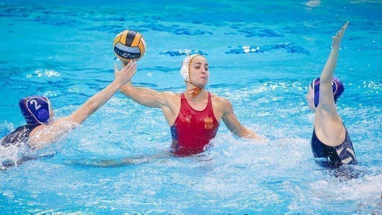 Российские ватерполистки проиграли Испании вфинале чемпионата Европы. Фото instagram.com