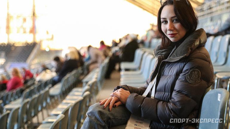 Елизавета Туктамышева. Фото Дарья Исаева, «СЭ» / Canon EOS-1D X Mark II