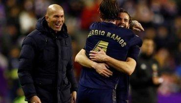 «Реал»— единолично первый, «Атлетико» вылетел иззоны Лиги чемпионов