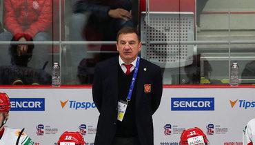 Брагин иБойков вошли втренерский штаб главной сборной России