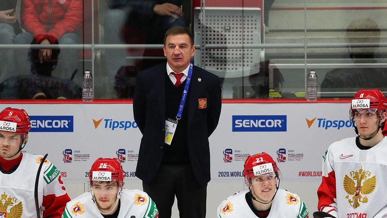 Валерий Брагин. Фото ФХР