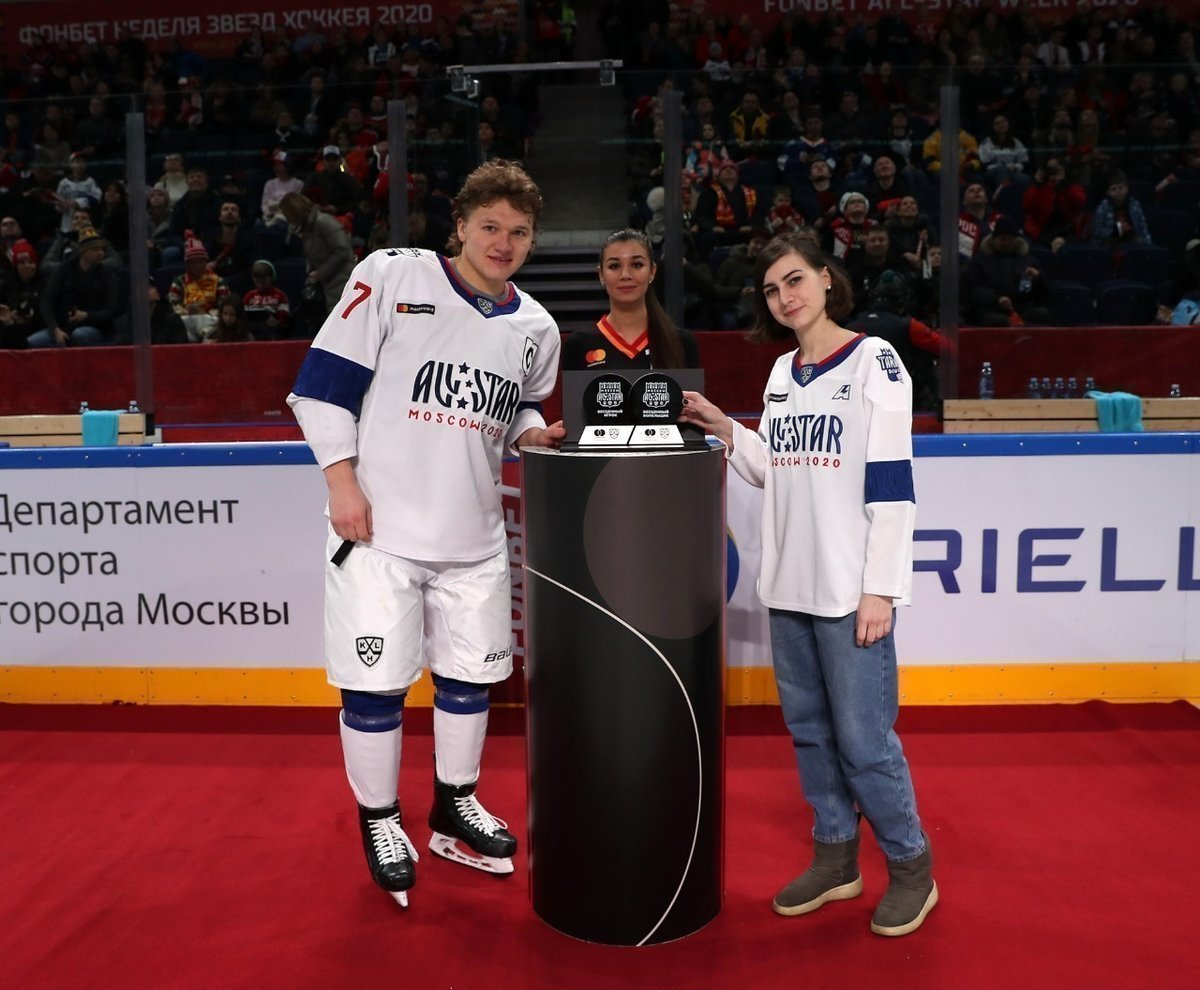 Пушкин изКанады, Капризов— герой болельщиков. Как прошел Матч звезд КХЛ