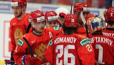 Василий Подколзин иАлександр Романов вызваны вглавную сборную России наШведские игры.