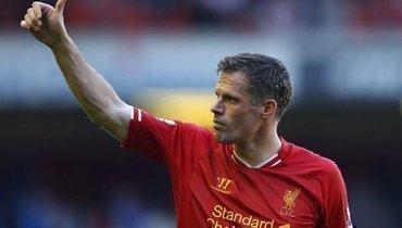 Легенде «Ливерпуля» Джейми Каррагеру исполнилось 42 года