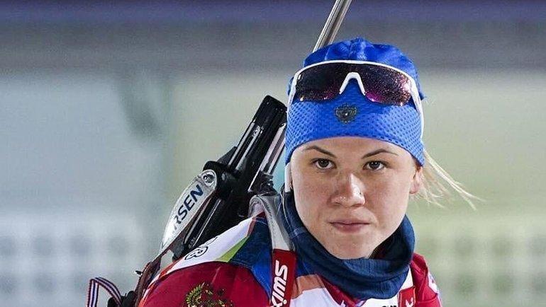 Кристина Резцова. Фото Инстаграм