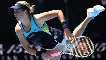 Павлюченкова проиграла Мугурусе в1/4 финала Australian Open