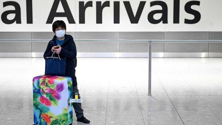 Жителям нерекомендовано путешествовать из-за распространения вируса. Фото AFP