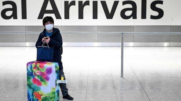 Китайцам крайне нерекомендовано путешествовать из-за распространения вируса. Фото AFP