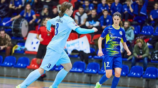 Тур чемпионата России помини-футболу среди женщин вянваре 2020, обзор
